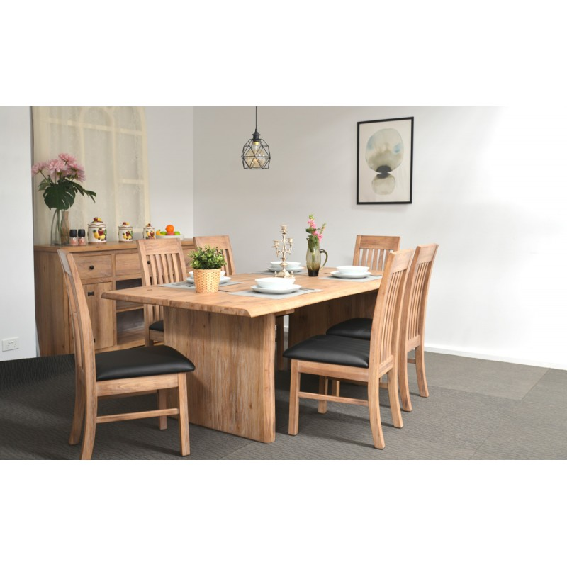 Bux (G18-1404) 2.0M Dining Table